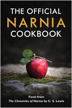 The Official Narnia Cookbook - I might have to check this out! I can't seem to bring to mind any food from the book - except! when Edmund eats the candy in the Queen's sleigh. What do you remember??