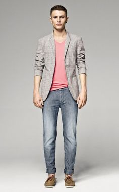 men's fashion - beautiful Sisley collection for modern men - men with style
