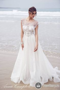 Свадебные платья Anna Campbell 2016