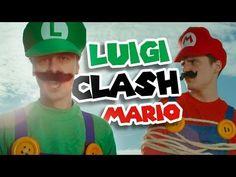Norman - Luigi clash