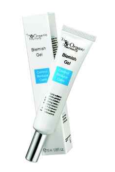 Blemish Gel. A highly active but gentle blemish gel which reduces spots super fast without drying or irritating the skin.