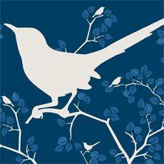 Designwall 'Birds' Wallpaper   Uncrate :: PUT A BIRD ON IT!