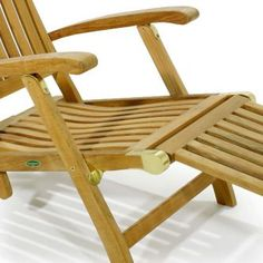 Barbuda Classic Teak Steamer Chair Rated Best Over   Westminster Teak  Outdoor Furniture