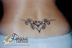 """Résultat de recherche d'images pour """"tatoo bas du dos femme"""""""