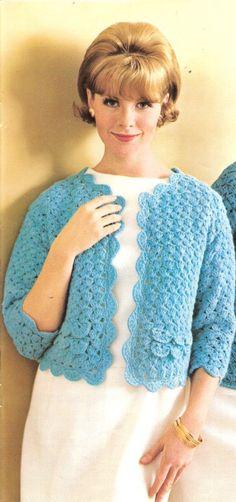 crochet coat patterns | CROCHET COAT PATTERNS | Browse Patterns