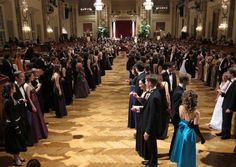 Vienna Medical Doctor's Ball. The Vienna Medical Doctor's Ball in the stunning ballrooms of the Hofburg is famous for its elaborate and splendid decorations. Dresses have to be down to the floor, and men must wear a black tail coat, black tuxedo or uniform. It would be a shame to visit Vienna without a waltz at one of the city's renowned balls.