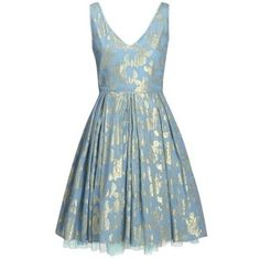 """perfect for attending a spring wedding or bridal shower! looks like something from """"The Help."""""""