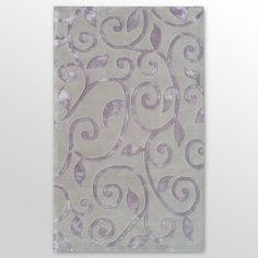Lavender Nursery Rug Love But Way To Rich For My Budget Rugs