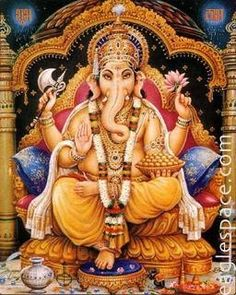 ganesha chaturthi mantras from eaglespace.com