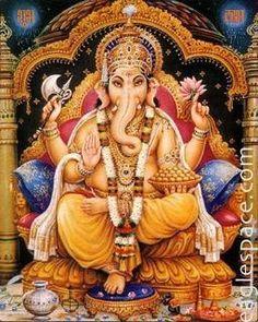 ganesha chaturthi mantras from eaglespace.com