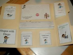 Another pinner:  Lapbooks - this site has tons of great lapbooks.  Crazy good - even one on US government for preschool.