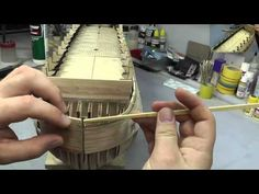 How It's Made Model Ships - YouTube