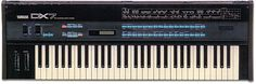 In 1983 I bought a Yamaha DX7