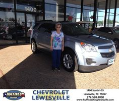 https://flic.kr/p/JM72vH | #HappyBirthday to Delores from Henry Boyd at Huffines Chevrolet Lewisville | deliverymaxx.com/DealerReviews.aspx?DealerCode=UBM1