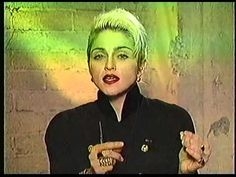 "VIDEO: Madonna Nightline Interview December 3, 1990  ""Nightline interviews Madonna regarding MTV banning her ""Justify My Love"" video.""  MTV being a very important marketing tool back so you would think this would have effected marketing Justify My Love , however turning Justify My Love into a video single instead ( the first of it's kind) actually worked more effectively!  Fighting for freedom of speech and artistic expression, Madonna raises multiple world issues. #madonna #justifymylove"