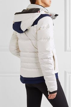 Perfect Moment - Amak quilted down ski jacket 547081b72