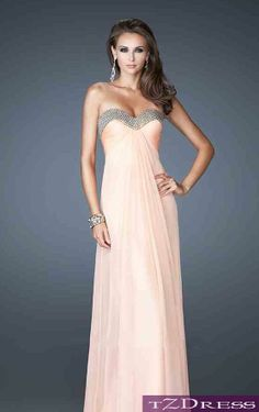Love this peach color- especially on a prom dress girls ;)