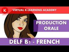 Production orale DELF B1 – Dossiers thématiques 2 | À la française …