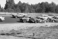 Northwest racing, Langley BC Dirt Track Racing, Nascar Racing, Auto Racing, Vintage Race Car, Vintage Auto, Old Race Cars, Old Pictures, Vintage Advertisements, North West