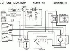harley davidson golf cart wiring diagram i like this golf carts rh pinterest com Yamaha Electric Golf Cart Wiring Diagram Jn8 Gas Golf Cart Wiring Diagram