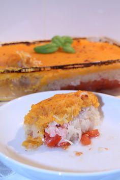 Bladerend door Paleo Magazine viel mijn oog op een recept voor een zuurkoolschotel met zoete aardappel en chorizo. Omdat ik geen vlees eet, maar wel gek ben op zuurkool besloot ik een eigen variant...