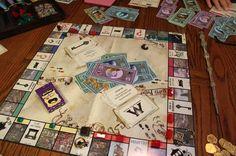 Monopoly Harry Potter   Nerd Da Hora