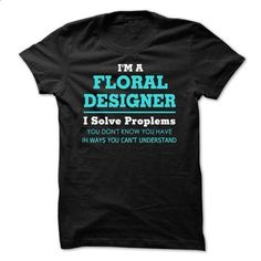 Awesome Floral Designer Tee Shirts - #sweaters for fall #white sweater. I WANT THIS => https://www.sunfrog.com/LifeStyle/Awesome-Floral-Designer-Tee-Shirts.html?68278