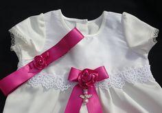 Skyddsängel, dopklännings dekoration, christening gown, baptising dress, dop, dopklänning