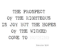 ~The Prospect~ #bibleverse   #scripture