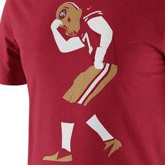 Nike NFC Champions Colin Kaepernicking T-Shirt