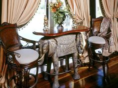 Transitional Living-areas from Shelly Riehl David on HGTV