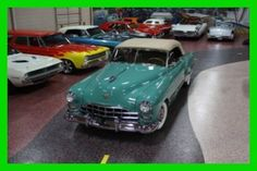 '48 Cadillac : Eldorado