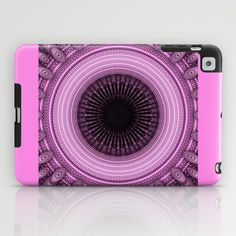 CenterViewSeries121 iPad Case by fracts - fractal art - $60.00