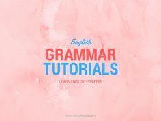 List of 100+ Best Free English Grammar Tutorials, PDF & eBooks
