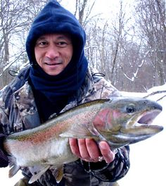 1000 images about salmon river new york on pinterest for Steelhead fishing ny