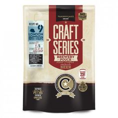 Mangrove Craft series London Bitter - 23 L