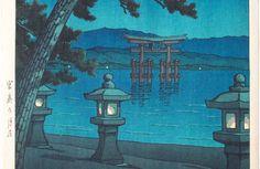 estampas japonesas impresionismo - Buscar con Google