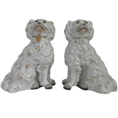 Large Staffordshire Dogs