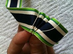 Make a Ribbon Cockade : 10 Steps - Instructables How To Make Rosettes, Passementerie, Renaissance Fair, Coin Purse, Ribbon, Embroidery, Sewing, Fabric, Costumes