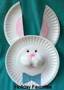 Easy craft for the kids. #EasterCraftsforKids