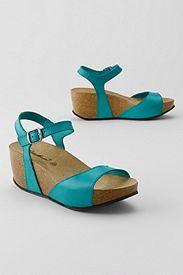 Eddie Bauer Wedge Sandals