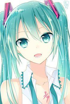 VOCALOID. Hatsune Miku (^^)