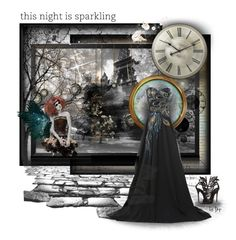 """""""This Night Is Sparkling"""" by dop37 ❤ liked on Polyvore featuring Masquerade and Giuseppe Zanotti"""