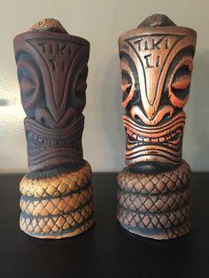 Tiki Diablo really took tiki mug design to the next level with this Cobra's Fang mug for the iconic and historic tiki bar, The Tiki Ti.