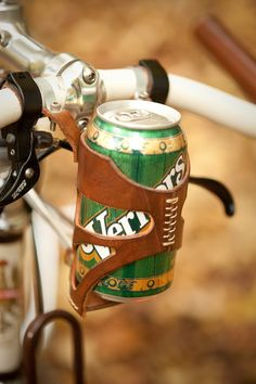 thumbs up for Vernors Bicycle Can Cage by WalnutStudiolo on Etsy