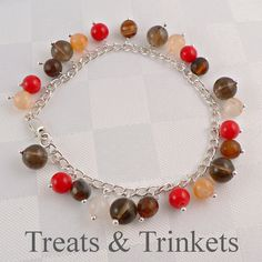 Libra Bracelet from Treats & Trinkets