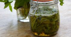 Health And Wellness, Health Fitness, Pickles, Cucumber, Mason Jars, Herbal Medicine, Canning, Fine Dining, Syrup
