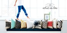 Lint and Honey, home furnishings, home decor and textiles