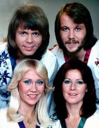 ABBA Anni-Frid Lyngstad, Benny Andersson, Björn Ulvaeus y Agnetha Fältskog 70s Music, Music Icon, Music Songs, Good Music, Music Lyrics, Dance Music, Disco Party, Frida Abba, First Ladies
