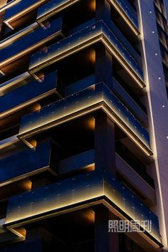 57 New Ideas facade lighting design architecture inspiration Facade Lighting, Linear Lighting, Exterior Lighting, Cool Lighting, Building Elevation, Building Facade, Building Design, Architectural Lighting Design, Landscape Lighting Design
